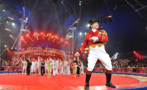 Acrobaţii ruşi au câştigat două dintre marile trofee de la Festivalului de Circ de la Monte Carlo