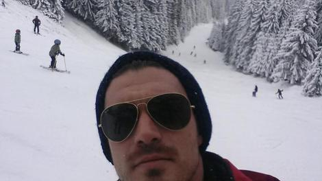 Bogdan Vlădău se menține, dar nu se abține de la fast food