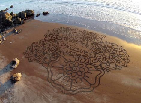 Galerie FOTO! Ai sta la soare pe o astfel de plajă? Imaginile sunt 100% reale