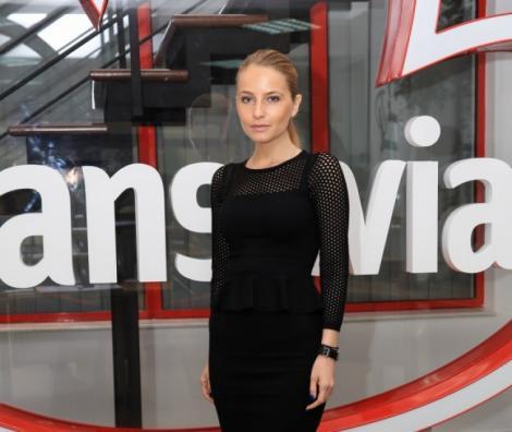 Ea e cea mai frumoasă bogătaşă din România! Va conduce un IMPERIU de 100 de milioane de euro