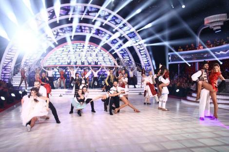 """În cea de-a patra ediție a show-ului, Nicolai Tand și Lena au părăsit competiția """"Dansează printre stele"""""""