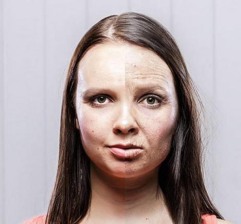 Cum ai arăta după 20 de ani de fumat? Încarcă o poză şi vezi transformarea absolut şocantă! Vei rămâne blocat