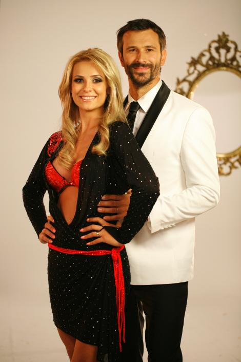 El e CHEF în bucătărie, ea e lidera în sala de dans! Nicolai şi Elena, un vals vienez servit perfect