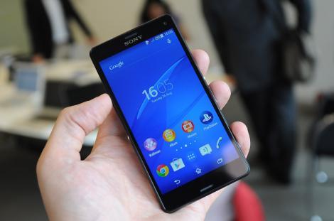 Smartphone mini cu performante maxime : Sony Xperia Z3 Compact