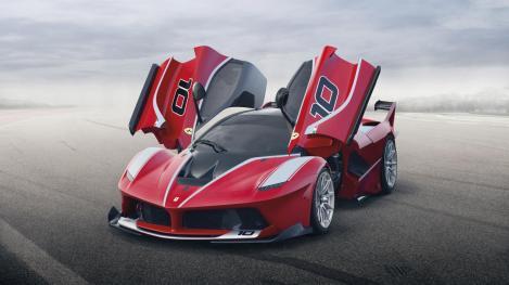 VIDEO! F1 de stradă: Ferrari FXX K, în acțiune pe circuitul Yas Marina