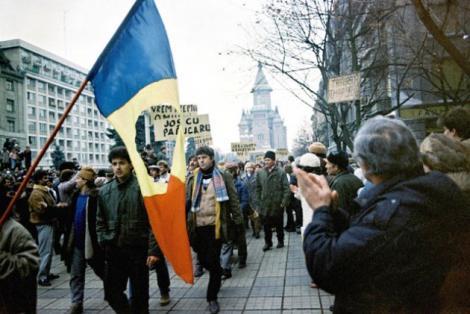 """""""Nu plecăm acasă, morţii nu ne lasă""""! 18 decembrie '89, Timişoara"""