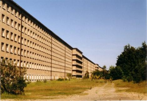FOTO! HOTELUL destinat NAZIŞTILOR! 10.000 de camere în care nu a stat nimeni