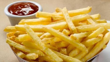 Strigător la cer! Ce conţin, de fapt, cartofii prăjiţi din fast-food-uri