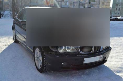Imaginea anului! Ce se odihnește pe capota unui BMW!