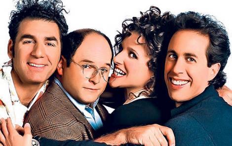 """""""Seinfeld"""" se întoarce! Distribuția e foarte tare!"""
