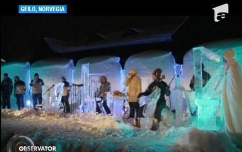 Orchestra instrumentelor de gheaţă