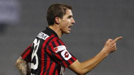 Bogdan Stancu, nouă goluri marcate în Turcia