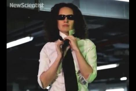 VIDEO! Aşa se face nodul de cravată în stil Matrix