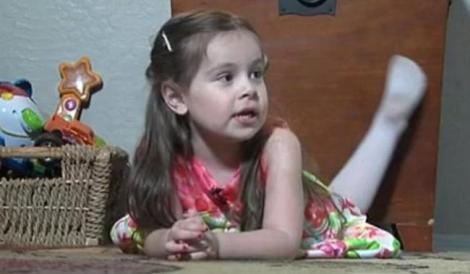 O fetiţă a egalat IQ-ul lui Albert Einstein, de la trei ani