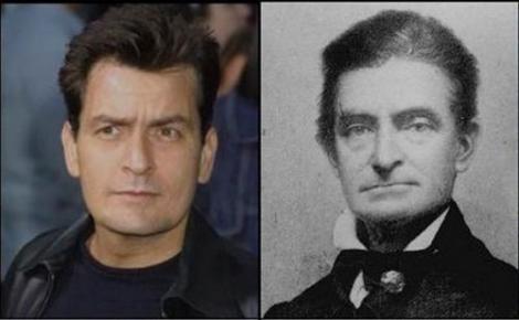 Celebrităţi din prezent care seamănă cu cele din trecut