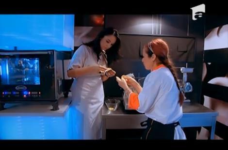 Andreea Marin, detalii picante din bucătăria proprie!