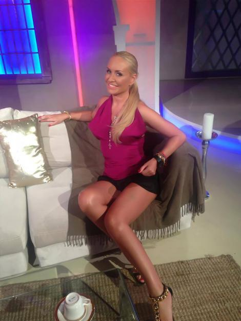 Adrian Mutu a petrecut cu Vica Blochina până dimineaţa