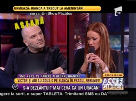 Confruntarea confruntărilor! Dan Capatos și Bianca Drăguşanu, vorbe grele şi priviri usturătoare!