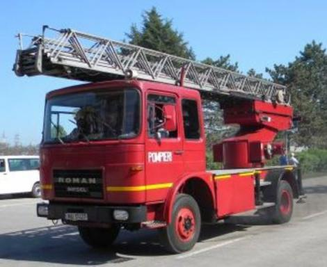La misiuni noi, autospeciale vechi! Peste 60% dintre mașinile pompierilor sunt mai vechi de 10 ani!