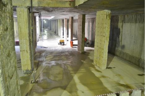FOTO: Cum arată magistrala 5 de metrou: Iată în ce stadiu se află lucrările!