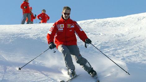 Michael Schumacher a dat primul semn de viaţă. A mişcat buzele de mai multe ori