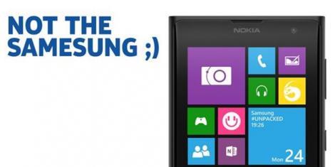 Nokia şi HTC au început să facă glume pe seama noului Galaxy S5