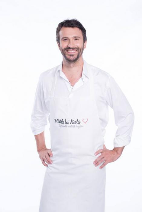Chef Nicolai Tand a gătit pentru oamenii străzii