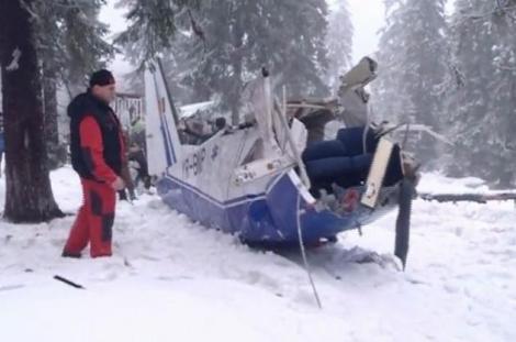 UPDATE! Medicii răniţi în accidentul aviatic din Apuseni, externaţi