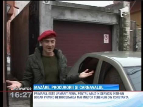 Radu Mazăre, chemat la DNA Constanţa! Din nou!
