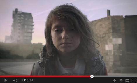 VIDEO! O secundă pe zi: un film scurt ce te va cutremura