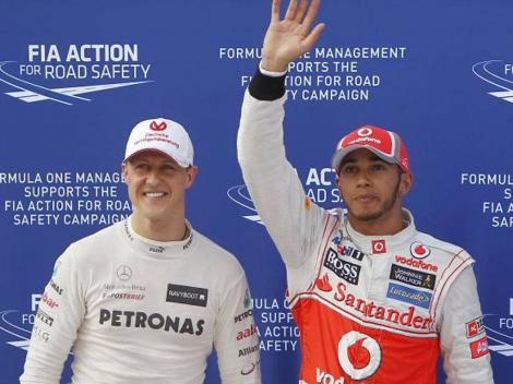 """Mărturie incredibilă despre accidentul lui Schumacher! Lewis Hamilton: """"Totul se întâmplă cu un anumit motiv"""""""