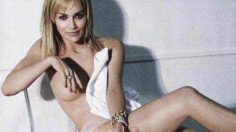"""Galerie FOTO! Sharon Stone nu se dezice: """"Este o plăcere să fii un sex simbol la 56 de ani"""""""