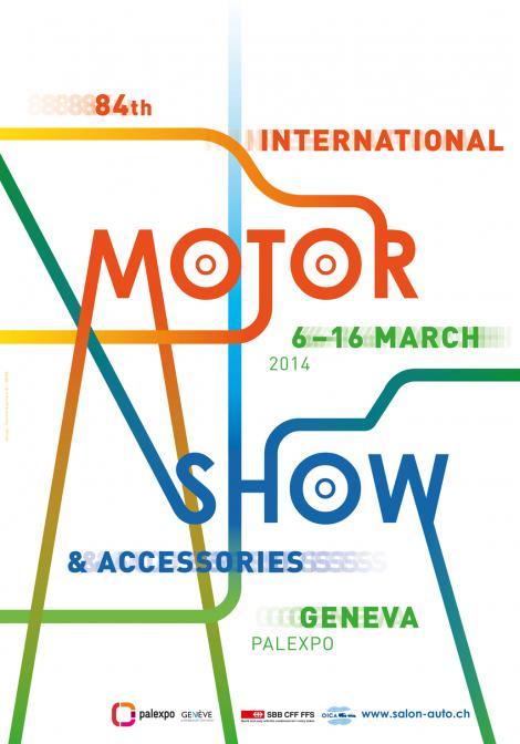 Salonul Auto de la Geneva 2014: Leul încoronat și cele 70 de premiere