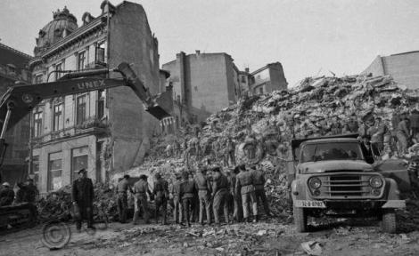 FOTO de excepţie! 6 martie '77: New York Times publica informaţii despre cutremur!