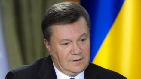 Ucraina cere Rusiei extrădarea lui Victor Ianukovici