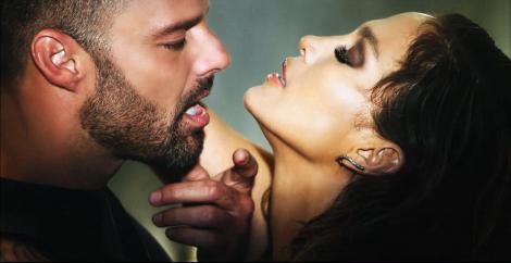 Jennifer Lopez și Ricky Martin în ipostaze fierbinți