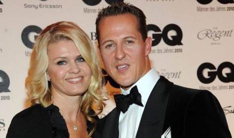 """Nu mai crede în miracole! Soţia lui Schumacher: """"E cea mai tristă zi pentru mine"""""""