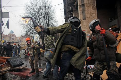 Au apărut înregistrări audio cu lunetiştii care au împuşcat manifestanţii în Kiev