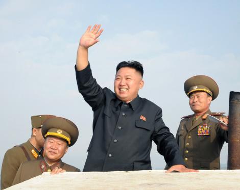 Un ministru nord-coreean şi sora acestuia, arși de vii la ordinul lui Kim Jong-un