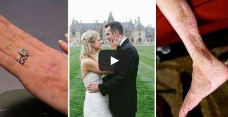 Jurnal al terorii! Un cuplu povestește clipele grele petrecute în urma exploziei de la Maratonul din Boston