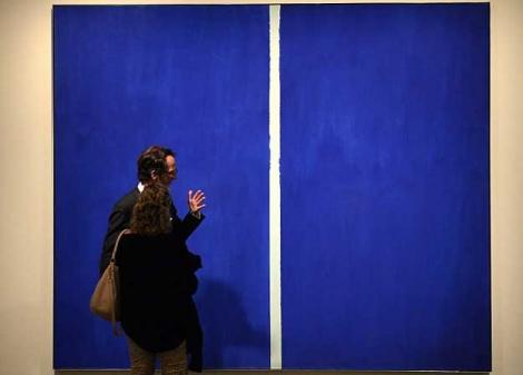 FOTO: N-o să înţelegi niciodată ARTA! Suma ENORMĂ ce a fost plătită pentru acest TABLOU