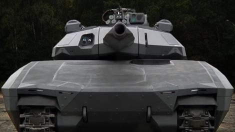 Rupt din filmele SF! Polonezii au construit un tanc INVIZIBIL!
