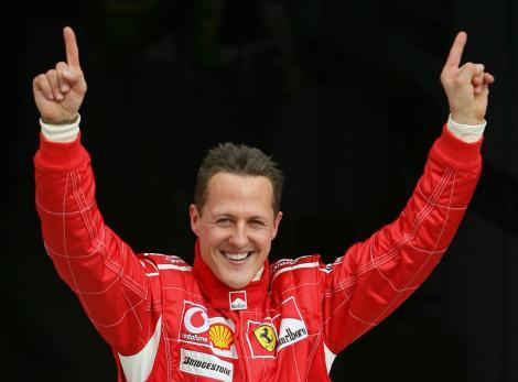 Asta este cea mai bună veste! Michael Schumacher şi-a revenit din comă şi şi-a recunoscut soţia
