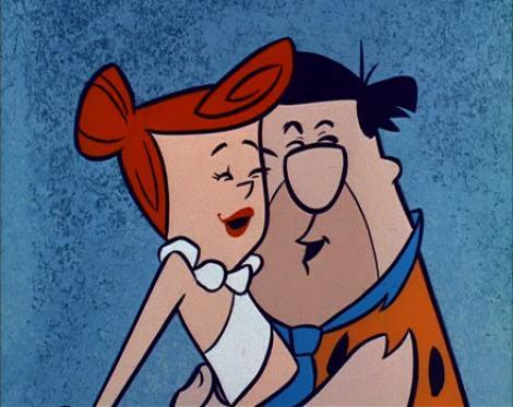 Fred și Wilma, în varianta românească! Parada costumelor eco