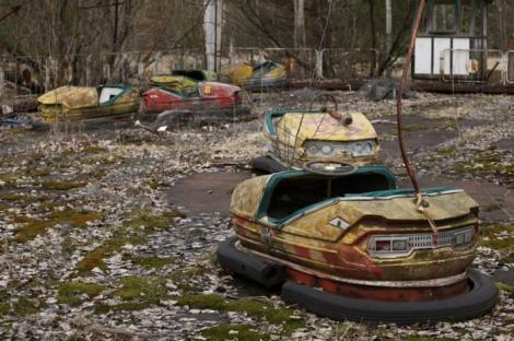 32 DE ANI DE LA CERNOBÎL. După APOCALIPSĂ. Imagini impresionante, după dezastrul nuclear