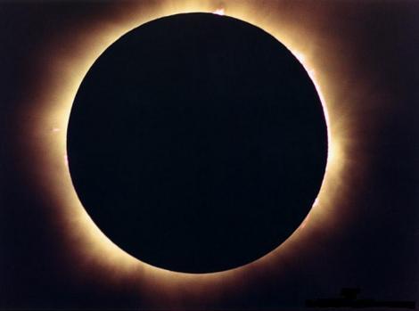 Soarele se transformă într-un INEL de FOC! Urmează prima eclipsă solară din 2014