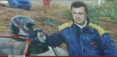 Victor Ianukovici a transformat palatul prezidenţial într-un monument. Iată despre ce e vorba