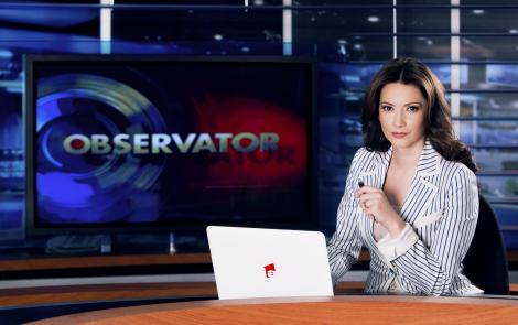 Materialele marca Observator și Antena 3, nominalizate la o importantă competiţie internaţională de televiziune