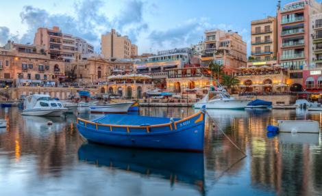 Solo traveler în Malta- Doar tu și Malta