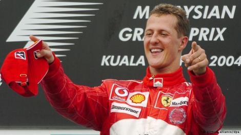VICTORIA VIEȚII pentru campion! Michael Schumacher va ieși din comă